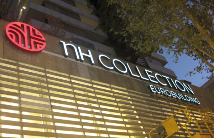 NH COLLECTION EUROBUILDING ǀ MADRID ****