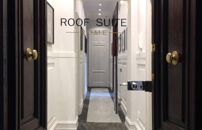 ROOF SUITE HISTORIC RESIDENCE ROME *****