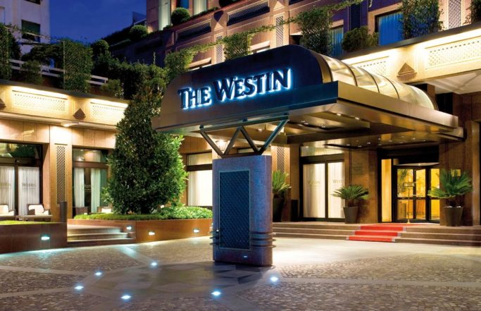 The Westin Palace, Milano *****