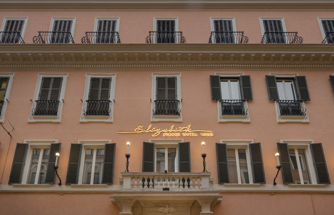 ELIZABETH UNIQUE HOTEL ǀ ROMA ****