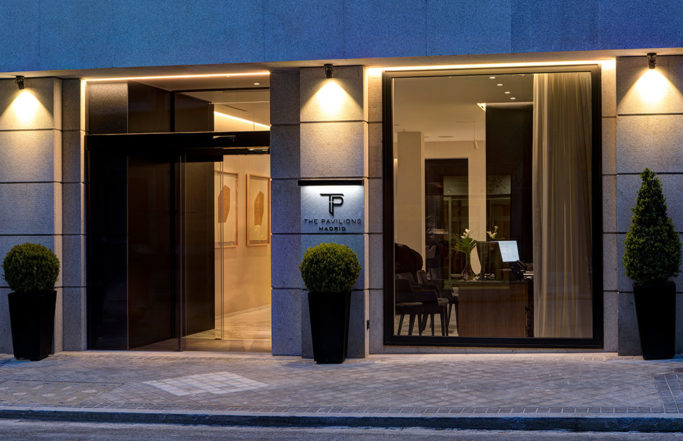 THE PAVILION HOTEL ǀ MADRID ****
