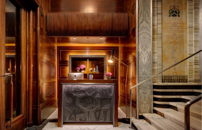 SINGER PALACE HOTEL | ROMA *****
